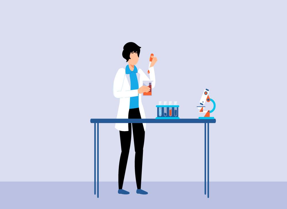 Geneesmiddelenonderzoek (lab)